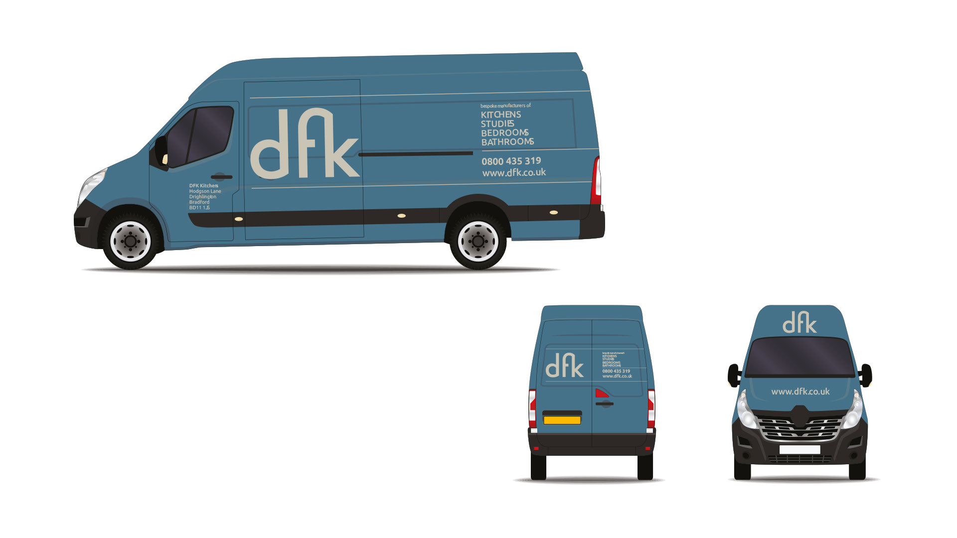 DFK branded vehicles