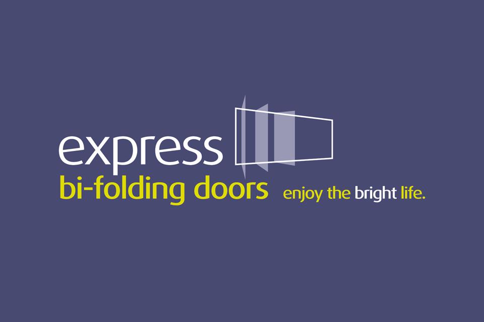 express bifolds brand creation