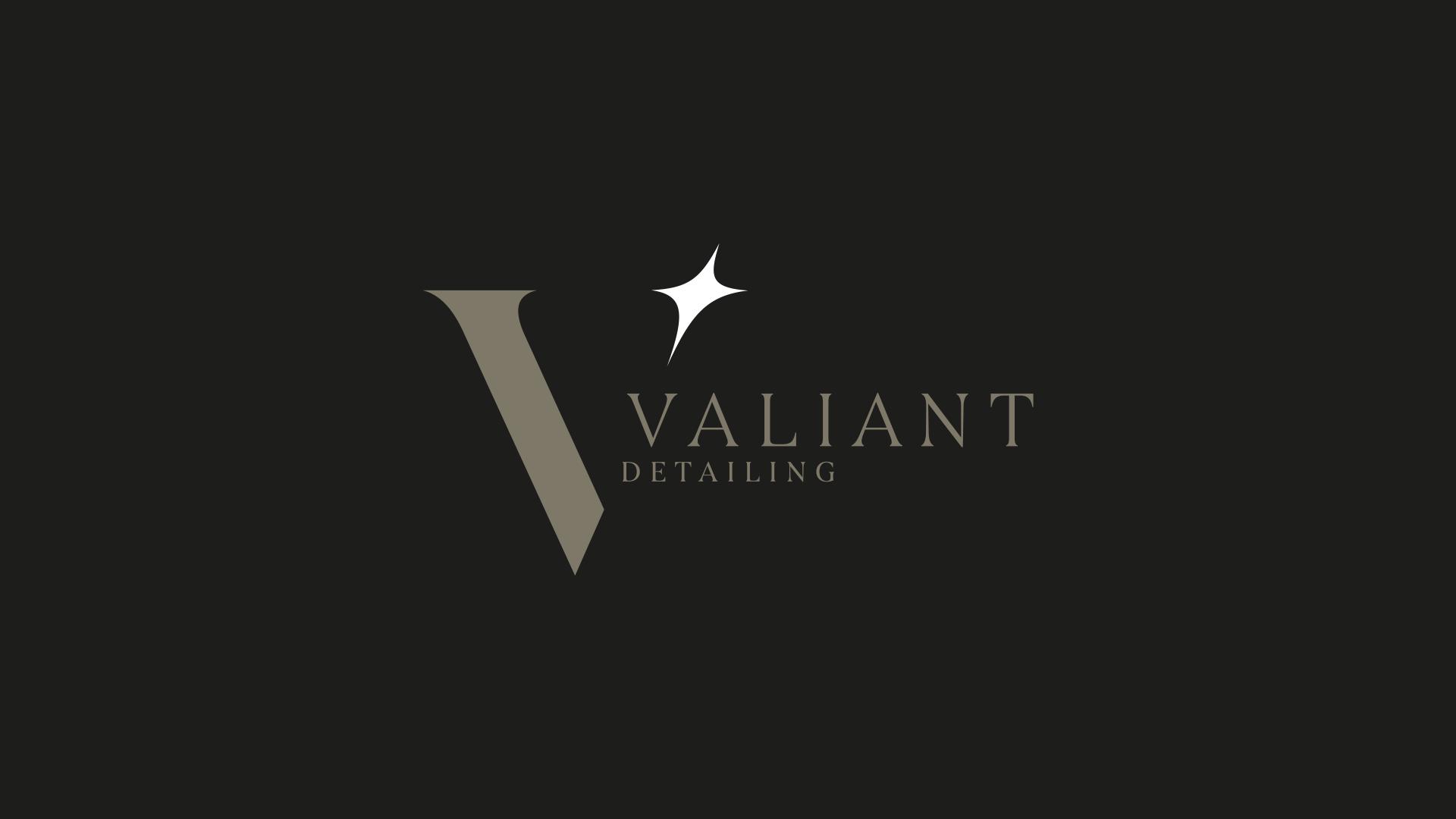 valiant detailing brand