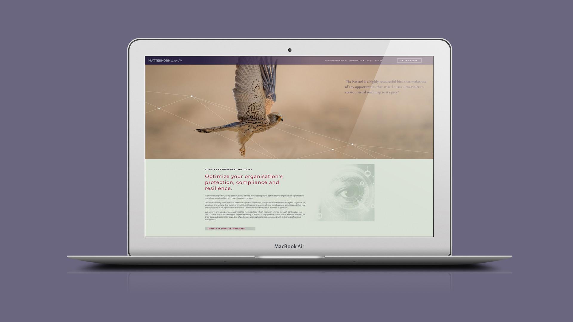 matterhorn website
