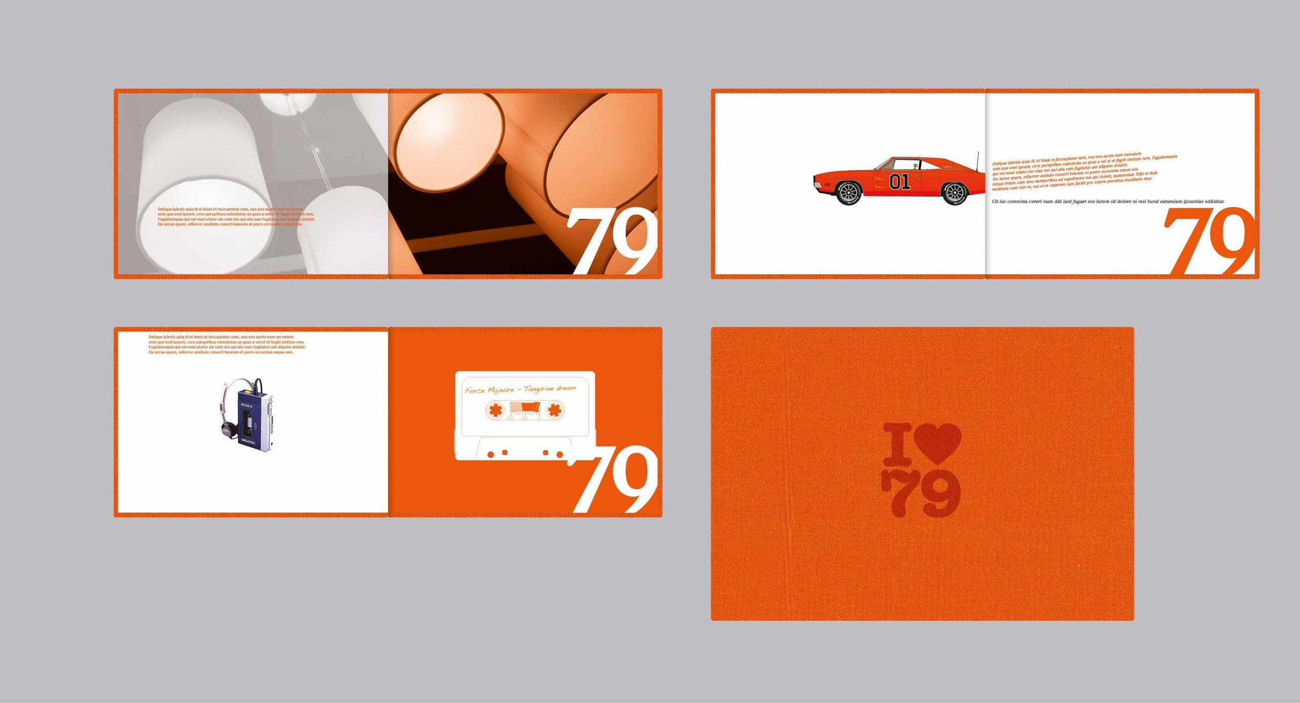 79 group creative brochure