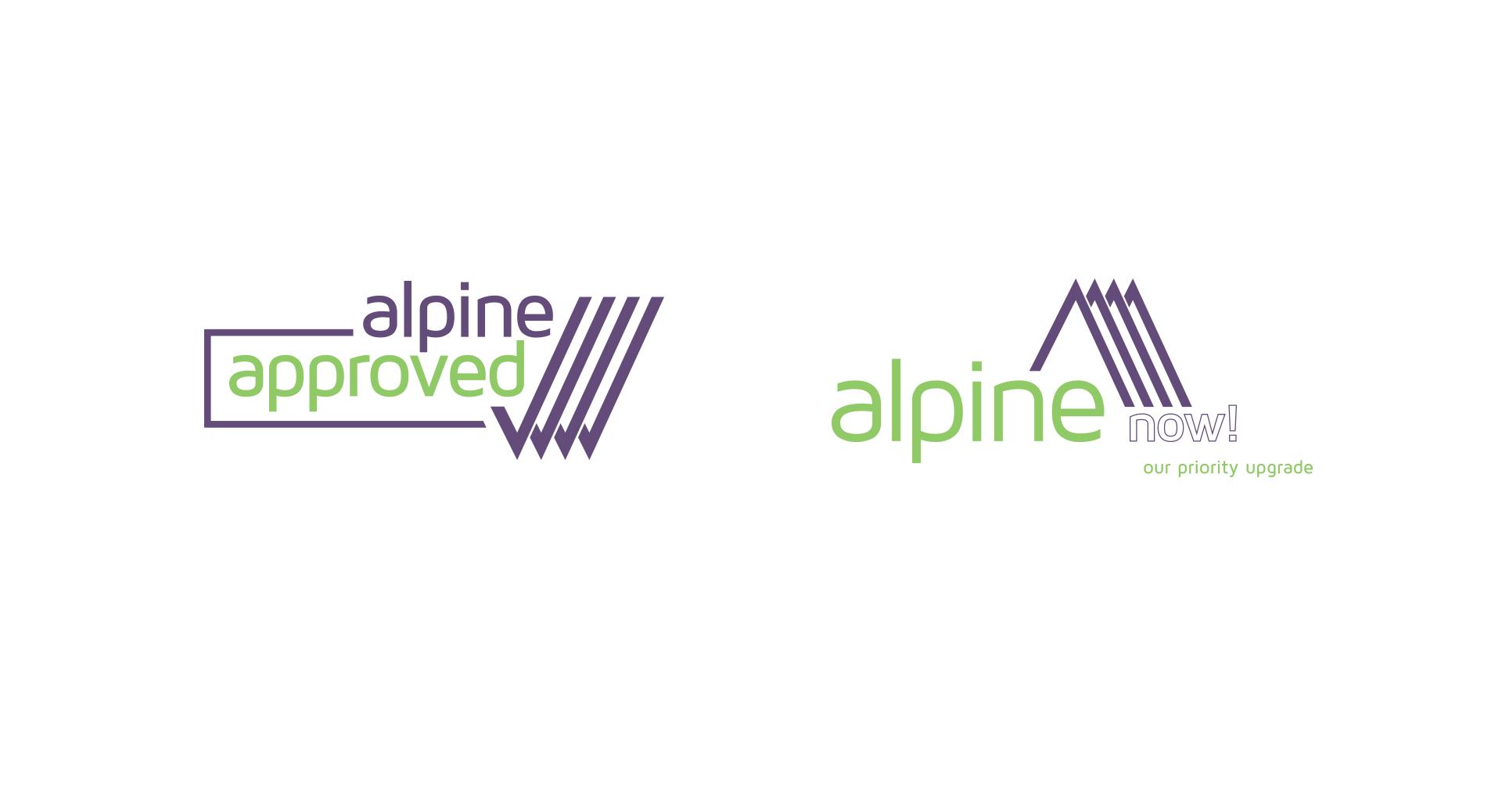 alpine brand devices