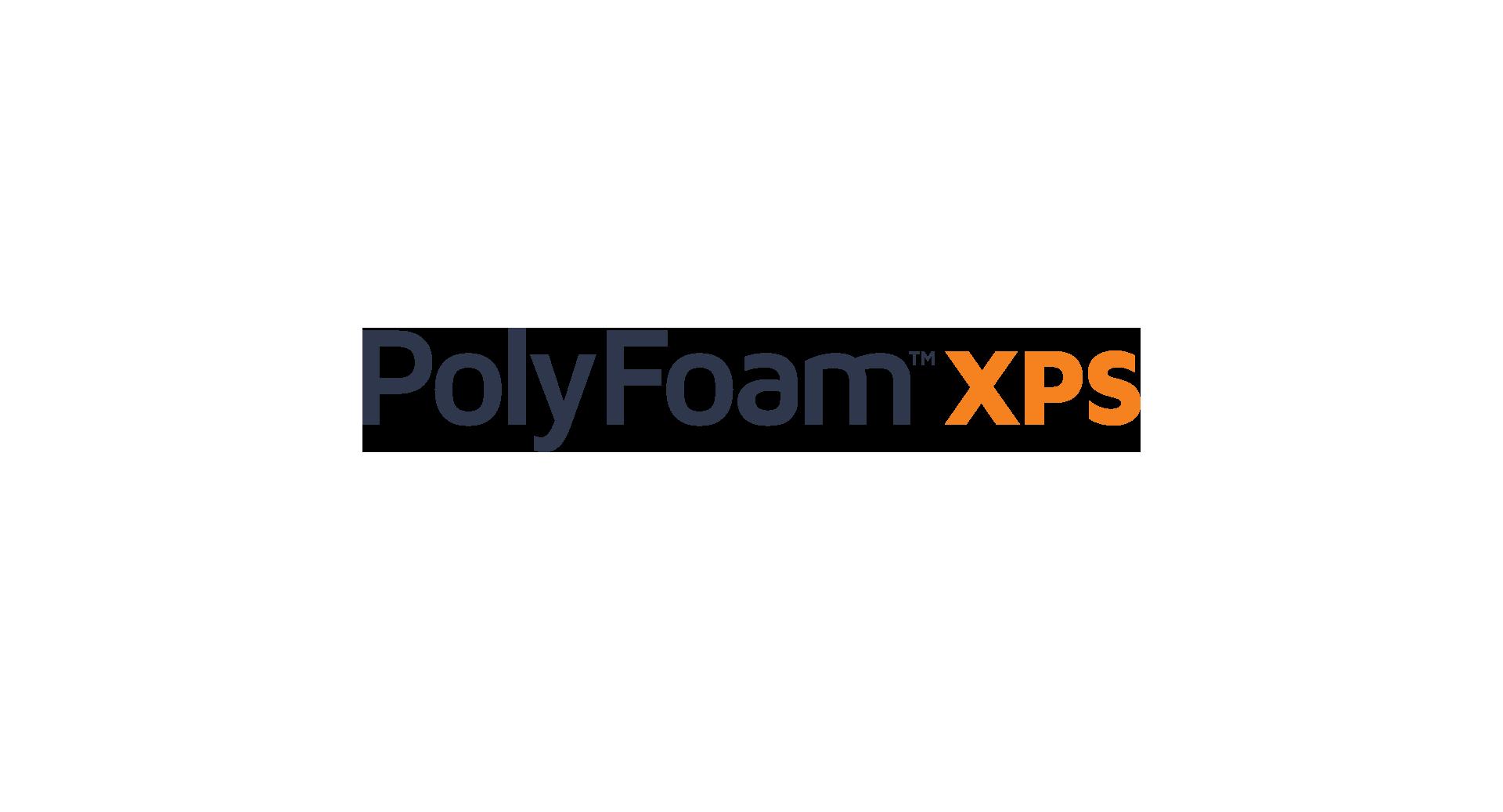 Polyfoam XPS branding